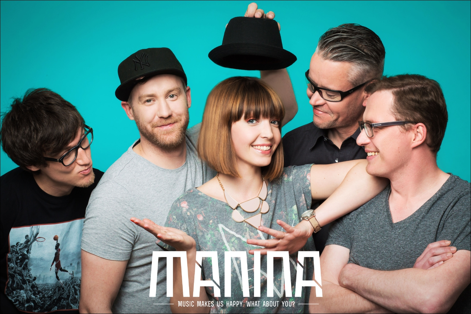 Open-Air-Clubkonzert: MANINA & Friends